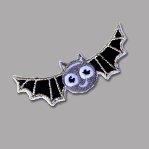 Cute Bat Badge
