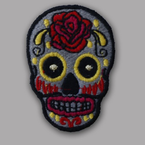 Skull of the Dead Badge