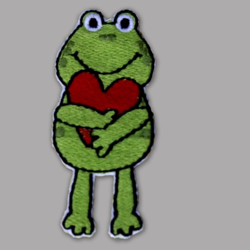 Lovelost Frog Badge